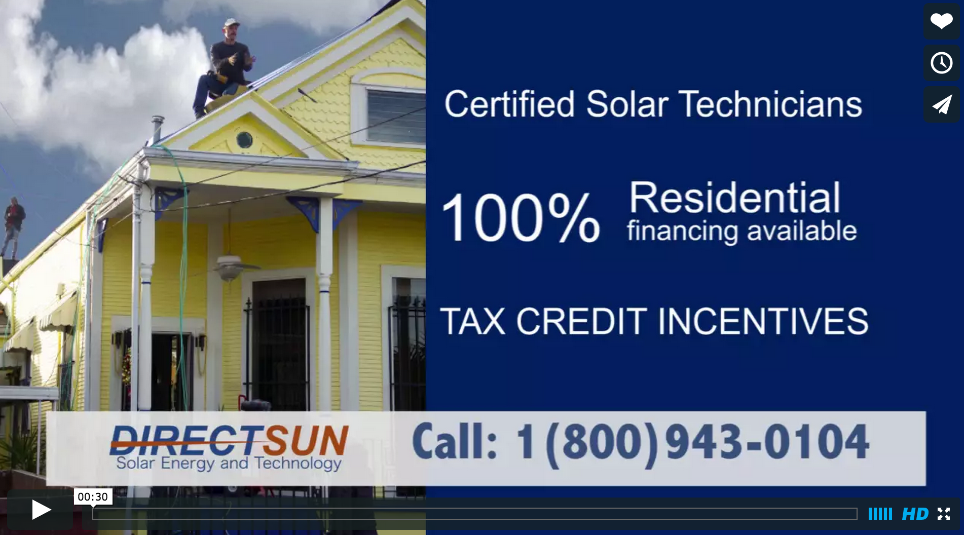 DirectSun Solar Energy and Technology